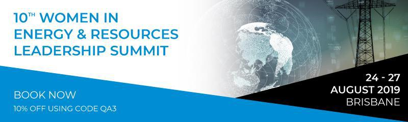 10th Women in Energy & Resources Leadership Summit